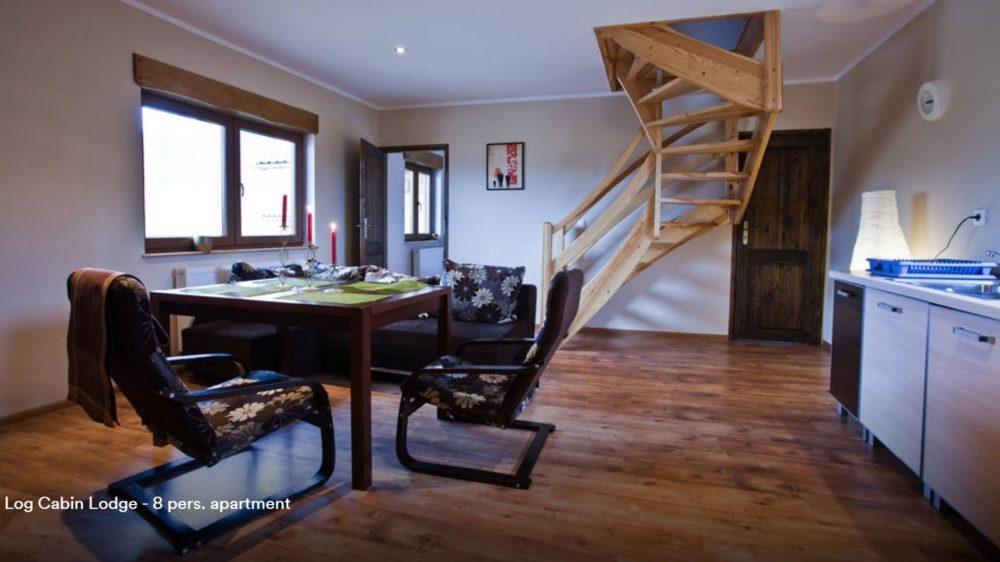 Agroturystyka Dom z Bali - Apartament 8 osobowy